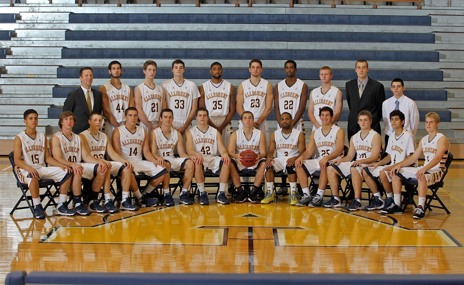 2013-14 Men's Basketball Roster - Allegheny College Athletics