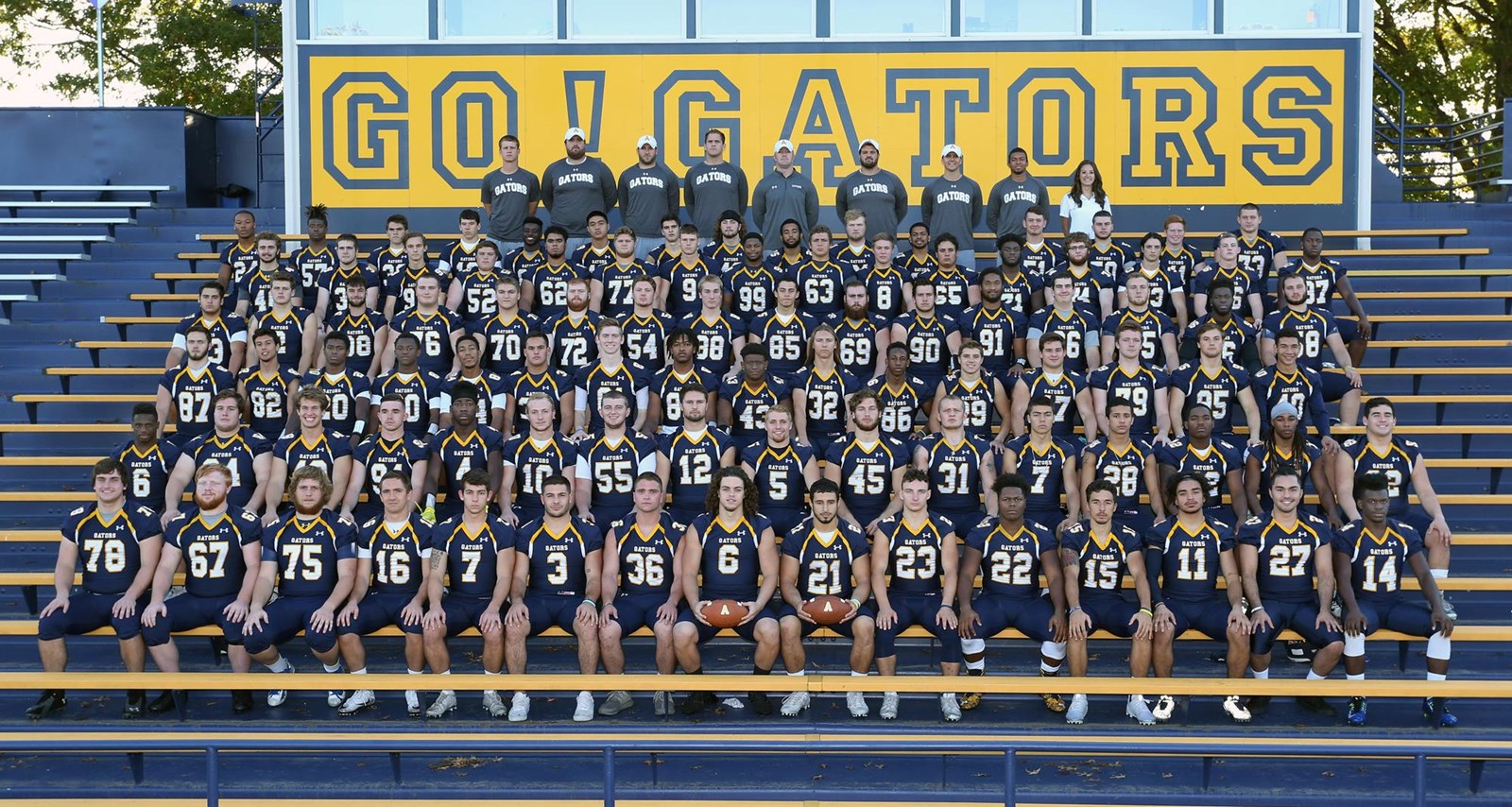 2017 Football Roster Allegheny College Athletics